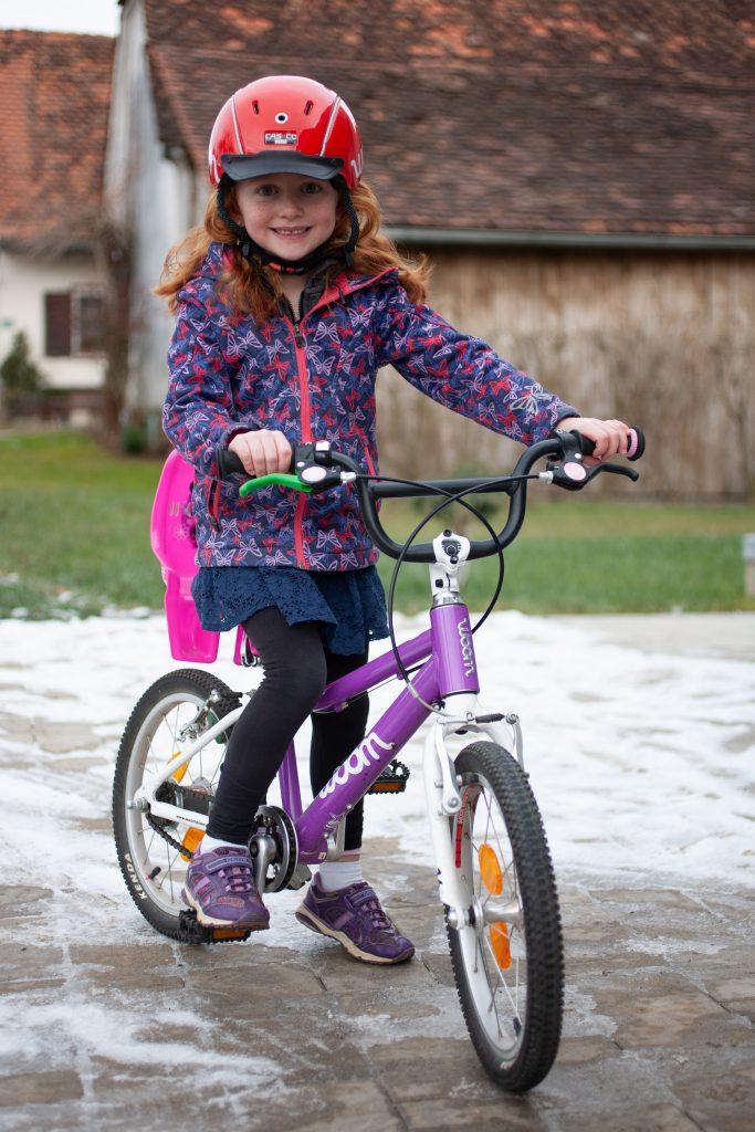 Woom Bikes im Kinderfahrrad Test | fahrrad test.at